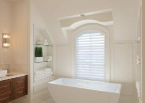 Shaped Window Blinds & Shades