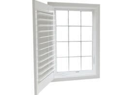 Wood & Vinyl Window Shutters