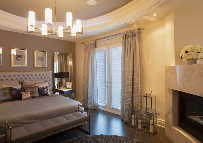 Custom Drapery in Mississauga
