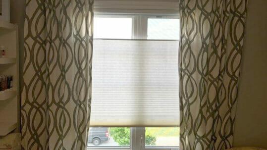 honeycomb window shades