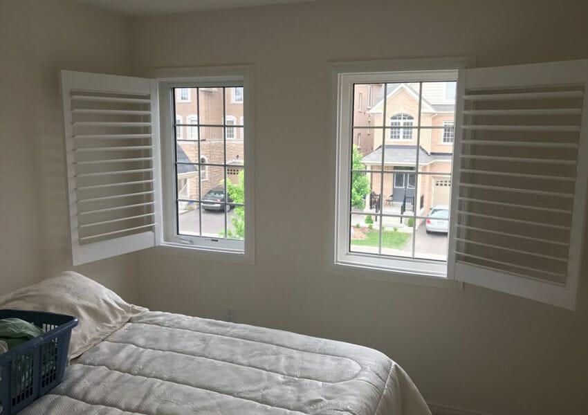 Window Shutters for Kid's Room